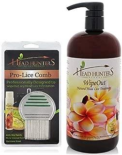 Head Hunters Naturals Pro Lice Treatment Kit (32 oz)
