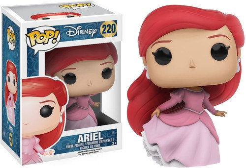 Funko - Figurine POP Disney: The Little Mermaid - Ariel