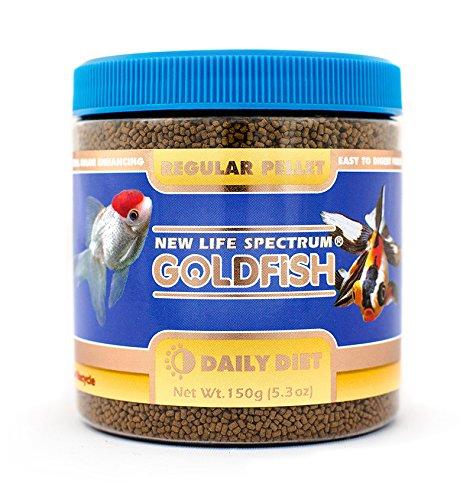 New Life Spectrum Goldfish Large 150g (Naturox Series)
