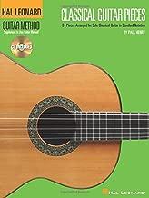 Classical Guitar Pieces Hal Leonard Guitar Method Supplement Bk/Audio Online (Hal Leonard Guitar Method (Songbooks))