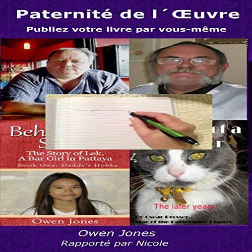 Paternité De L´œuvre [Paternity of the Work] Audiobook By Owen Jones cover art