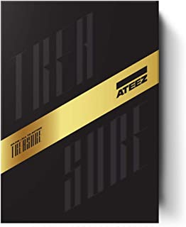 KQ Entertainment ATEEZ - Treasure EP.FIN : All to Action Album+Poster+Extra Photocards Set (A ver.)