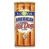 Vous Les Hot-Dogs De Chêne Américain De Olde 560G De Style
