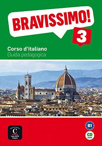 Bravissimo! 3. CD-ROM Guida pedagogica