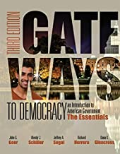 Gateways to Democracy: The Essentials (with MindTap Political Science, 1 term (6 months) Printed Access Card)