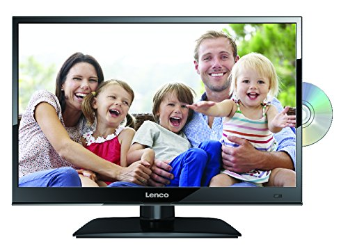 Lenco TV Led Dvl-1662Bk HD 16' Dvb-T Color Negro