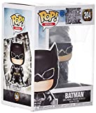 DC-Funko Pop Vinyl Figura de Vinilo Batman, colección Justice League, Multicolor 13485...