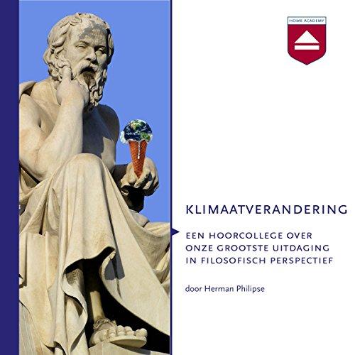 Klimaatverandering audiobook cover art