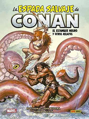 La Espada Salvaje de Conan 7. El estanque negro y otros relatos