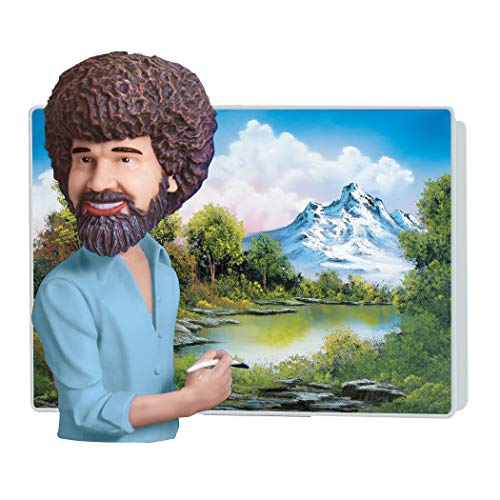 Bob Ross Talking Clapper & Night Light, Wireless Sound Activated On/Off Light Switch, Clap Detection, Perfect for Kitchen/Bedroom/TV/Appliances, 120 V Wall Plug, Smart Home