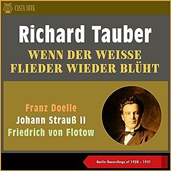 Wenn Der Weiße Flieder Wieder Blüht (Berlin Recordings of 1928 - 1931)