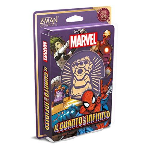 Asmodee Marvel: Il Guanto dell'Infinito - Gioco da Tavolo Edizione in Italiano (9066 ASMODEE ITALIA)