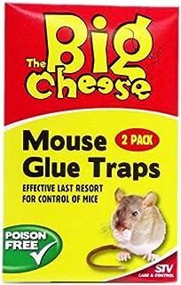 Dicoal - Trampa para raton con pegamento