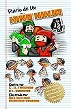 Diario De Un Niño Ninja 4: ¡¡Silencioso pero mortal!! Hermanos de Pedos en el Espacio: (Una Divertida Aventura para 6-12 años)
