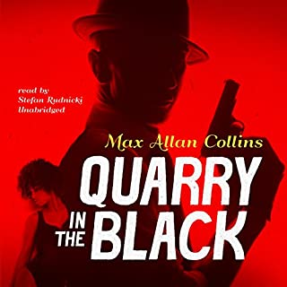 Quarry in the Black cover art