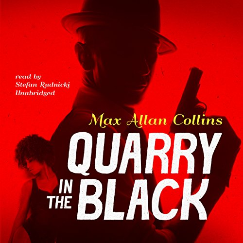 Quarry in the Black audiobook cover art