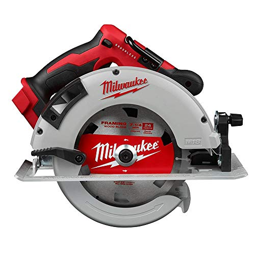 Milwaukee 2631-20 M18 Brushless 7-1/4-inch Circular Saw Only Illinois