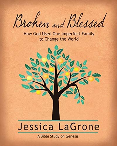 Broken and Blessed Women s Bible Study Participant Book How God Used One Imperfect Family to product image