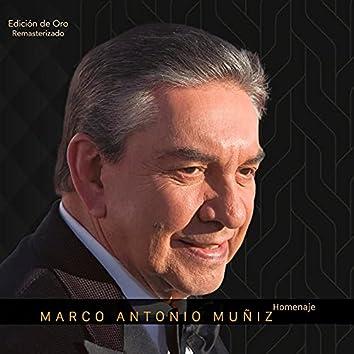 Marco Antonio Muñiz, Homenaje (Edición De Oro, Remasterizado)