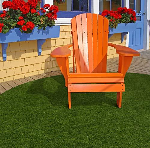 Joy Carpets GreenSpace Area Rug, 7'6', Green