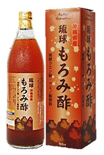 ちゅら島沖縄 沖縄県産 琉球 もろみ酢 発酵クエン酸・アミノ酸飲料 900ml