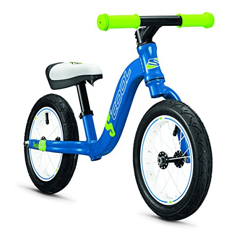 S'cool PEDEX 1 Laufrad Lauflernrad Kinderfahrrad extra leicht blau