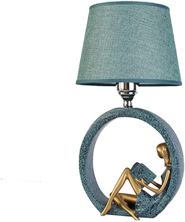 YIFEI2013-SHOP Denver Mall Bedside Table lamp Superlatite Bedroom Creative