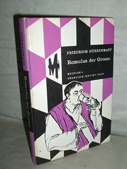 Paperback Romulus der Grosse (20th Cent. Texts, Ger. S) Book