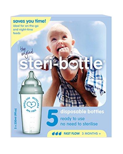 Steri-Bottle, 5Stück