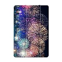 Sepikey iPad Pro 11 2018/iPad Pro 保護ケース,高級PU 傷防止 アンチドロップ 保護ショックプルーフ 3つ折り スタンド機能付き 3つ折り スタンド機能付き タブレットカバー iPad Pro 11 2018/iPad Pro Case-花火18