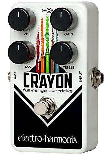 Electro-Harmonix CRAYON 69 Guitar Distortion Effects Pedal