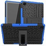 Kemocy Funda para Samsung Galaxy Tab A7 10.4 2020, Carcasa en PC y TPU con Soporte Protección para...
