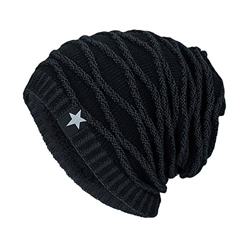 ESAILQ Kleider Unisex StrickmüTze Hedging Head Hat Beanie Cap Warme Outdoor Mode Hut