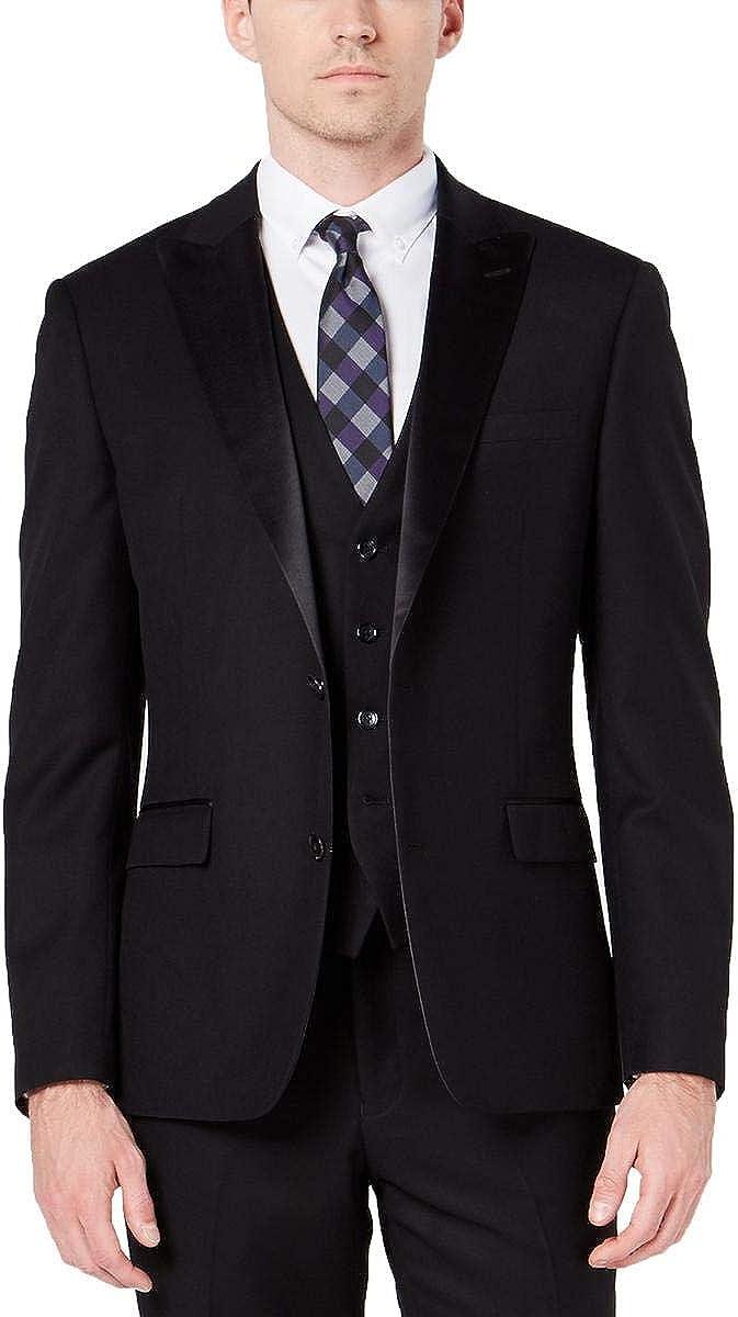 Ryan Seacrest Distinction Mens Stretch Slim Fit Tuxedo Jacket