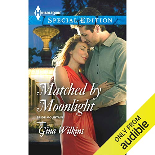 Matched by Moonlight audiobook cover art