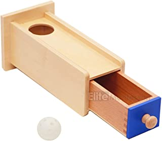 Elite Montessori Object Permanence Box with Drawer