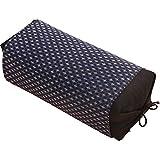 枕 そばがら 国産茶葉入り 抗菌 男のそば枕 高さ調節可能 40×20㎝ カバー付き