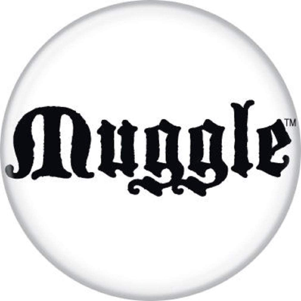 Ata-Boy Harry Potter Muggle Officially Pin Licensed M Patch and Cheap super special price sale