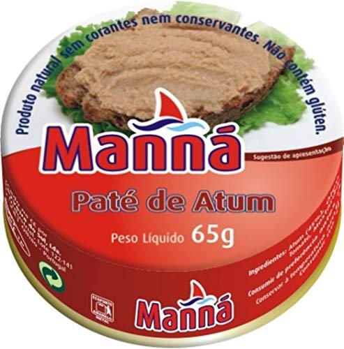 Manná Thunfischpaste 65g aus Portugal