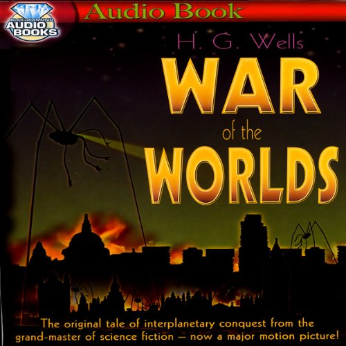 War of the Worlds  By  cover art