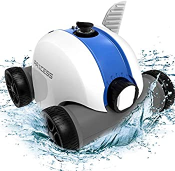 PAXCESS Cordless Robotic Automatic Pool Cleaner
