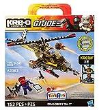 Kre-O GI Joe Dragonfly XH-1