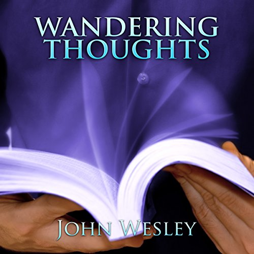 Wandering Thoughts audiobook cover art
