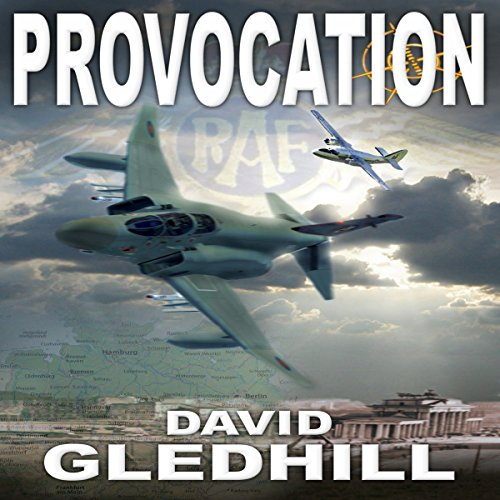 Provocation audiobook cover art