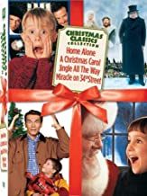 Christmas Classics Boxed Set: (Miracle on 34th Street / Jingle All the Way / Home Alone / A Christmas Carol)