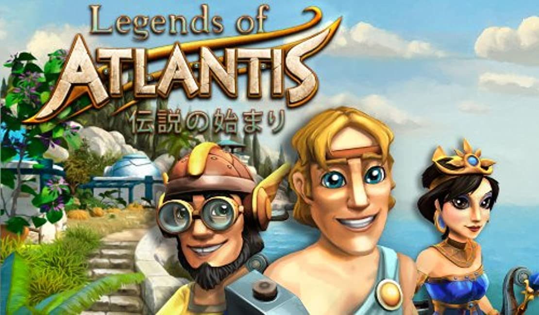 翻訳者ケイ素いらいらするLegends of Atlantis:伝説の始まり [ダウンロード]
