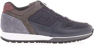 Luxury Fashion   Hogan Men HXM3210Y860OHQ828Z Multicolor Suede Sneakers   Autumn-winter 20