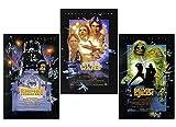 Close Up Star Wars Posterset Filmplakat Episode 4-6 Special
