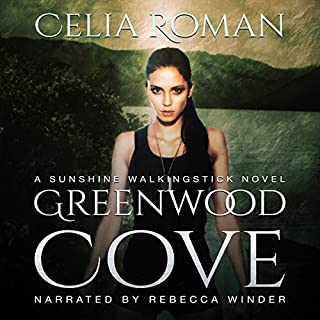 Greenwood Cove audiobook cover art