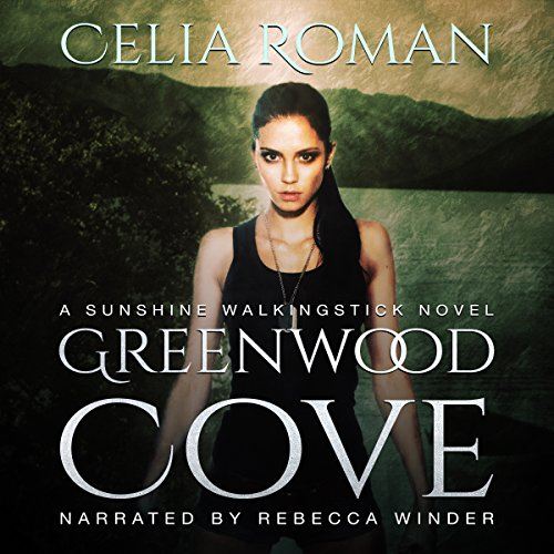 Greenwood Cove audiobook cover art